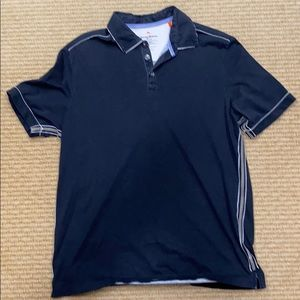 Tommy Bahama Men's Black Polo size S/P